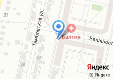 Компания «Деловая Русь» на карте