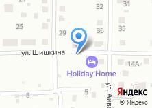 Компания «Шишка» на карте
