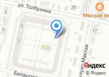 Компания «SPA-студия Сергея Добротворского» на карте