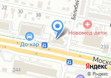 Компания «Мега-Мрамор» на карте