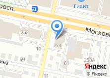 Компания «Туранго» на карте