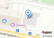 Компания «Центр модульного строительства» на карте