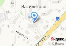 Компания «Мой Салон» на карте