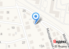 Компания «Строящийся жилой дом по ул. Молодёжная (н.п. Малое Исаково)» на карте
