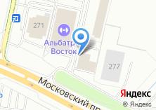Компания «Профессинал» на карте