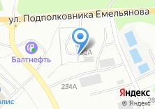 Компания «Сибстрой Плюс» на карте
