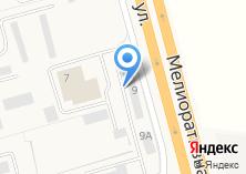 Компания «Весттехкомплект» на карте