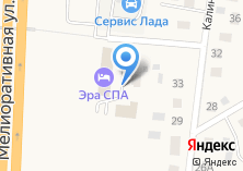 Компания «ЭРА SPA» на карте