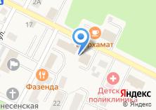 Компания «Управление Пенсионного фонда РФ в Гурьевском районе» на карте