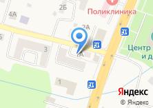 Компания «Магазин одежды на Советской» на карте