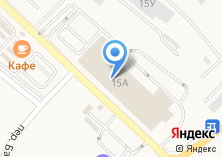 Компания «КДВ Групп» на карте