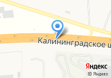 Компания «БИЗНЕС-ПЛАН-КАЛИНИНГРАД» на карте