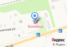 Компания «Подстанция скорой помощи Гурьевская центральная районная больница» на карте