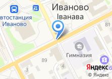 Компания «Лендинг пейдж Ижевск» на карте