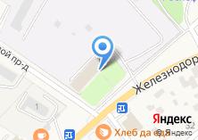 Компания «Магазин автозапчастей на Железнодорожной» на карте