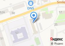 Компания «Рощинская автошкола» на карте