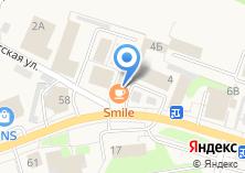 Компания «Третий тайм» на карте