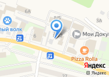 Компания «Магазин автозапчастей на Советской (Рощино)» на карте