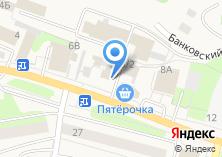 Компания «Веломагазин» на карте
