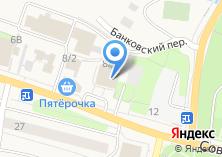 Компания «DAT-СПб» на карте