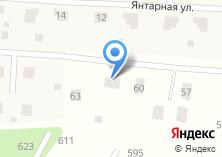 Компания «Строящийся коттеджный поселок по ул. Сан-Репино пос (Ленинское)» на карте