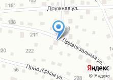 Компания «Салон красоты *евгения*» на карте