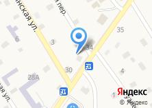 Компания «Почтовое отделение №187010» на карте