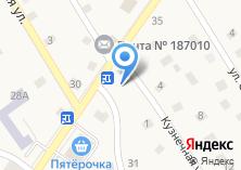 Компания «Магазин овощей на Советском проспекте» на карте