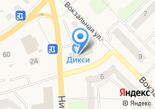 Компания «РКЦ» на карте