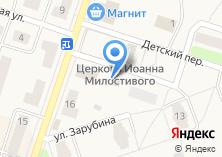 Компания «Компит» на карте