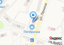 Компания «Цветочный магазин на Ленина» на карте