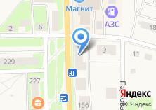 Компания «Оптика 2000» на карте