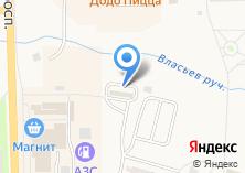 Компания «Автомойка самообслуживания» на карте