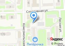 Компания «Магазин хлебобулочных изделий на Комсомольской (Тосненский район)» на карте