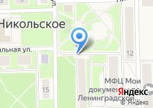 Компания «Магазин автозапчастей на Советском проспекте (Тосненский район)» на карте