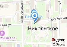 Компания «Судебный участок №72 Тосненского муниципального района» на карте