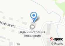 Компания «Администрация г. Никольское» на карте
