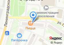 Компания «Манифик» на карте
