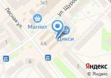 Компания «Бакалейный магазин» на карте
