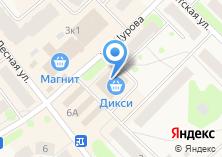 Компания «Магазин цветов на ул. Щурова» на карте