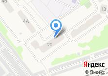 Компания «Невастрой» на карте