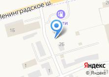 Компания «Chernovstroy» на карте