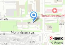 Компания «Бизнес план Смоленск - Заказать разработку бизнес плана в Смоленске» на карте
