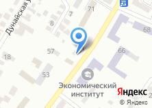 Компания «IZOOOM» на карте