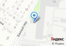 Компания «БРЯНСК-ПРОМБЕТОН» на карте