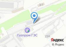 Компания «ГЭС Брянск» на карте