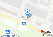 Компания «БСКБ» на карте