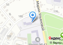 Компания «Детский сад №99 Тополёк» на карте
