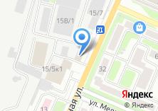 Компания «БрянскХолод» на карте