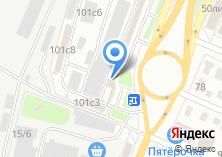 Компания «ТехностройФасад» на карте